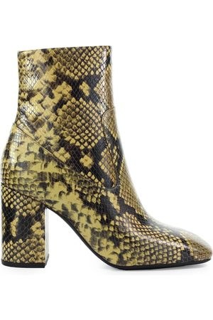 Michael Kors Women Ankle Boots - MARCELLA REPTILE EFFECT ANKLE BOOT