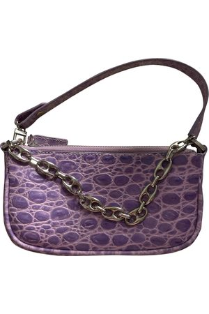 By Far Rachel leather handbag
