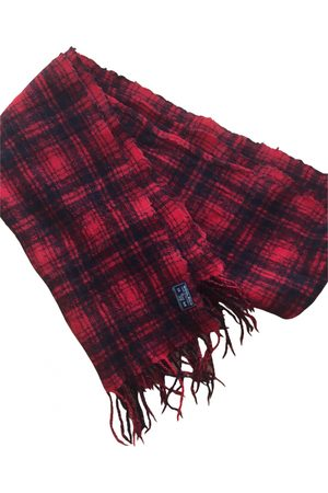 Woolrich Wool scarf & pocket square