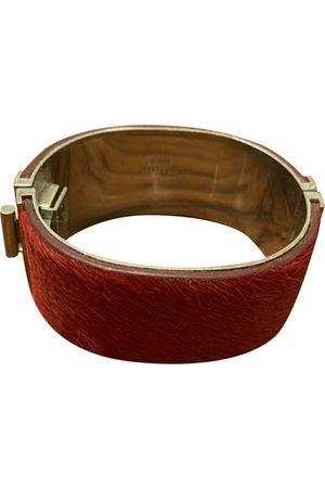 Céline Minimal faux fur bracelet