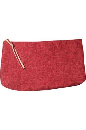 Jucca Cloth clutch bag