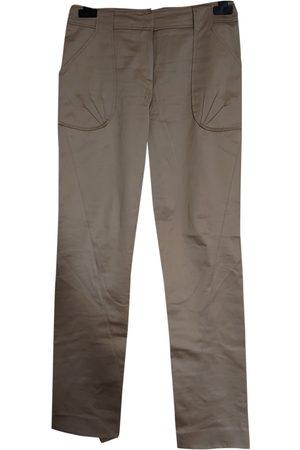 Cacharel Straight pants