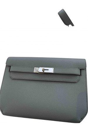 Hermès Kelly Dépêches leather clutch bag