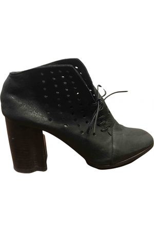Ixos Leather Ankle Boots