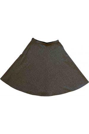 Benetton Women Midi Skirts - Wool mid-length skirt