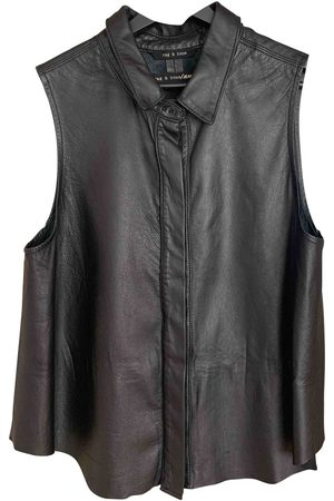 RAG&BONE Leather vest