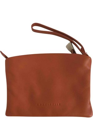 Coccinelle Leather clutch bag