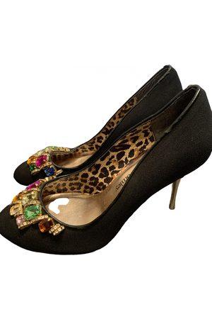 RUSSELL & BROMLEY Women High Heels - Cloth heels