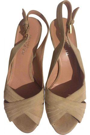 LELLA BALDI Leather mules & clogs
