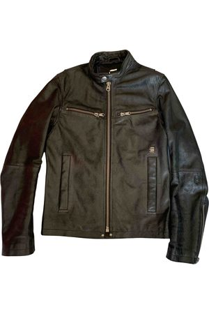 G-Star Leather Jackets