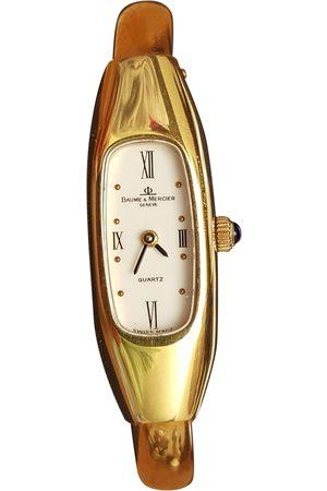 Baume et Mercier Yellow gold watch