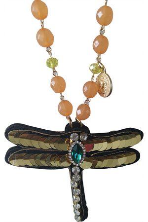 TERIA YABAR Metal Long Necklaces