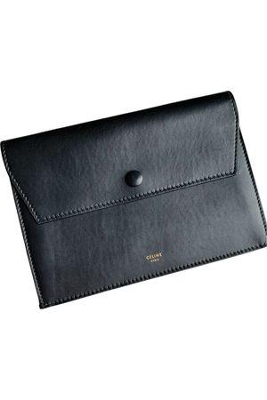 Céline Leather clutch