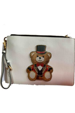 Moschino Leather clutch bag