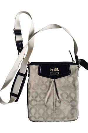 Coach Cloth clutch bag
