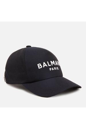 Balmain Men's Cotton Twill Cap