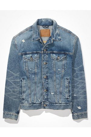American Eagle Outfitters Denim Jacket Men's XS