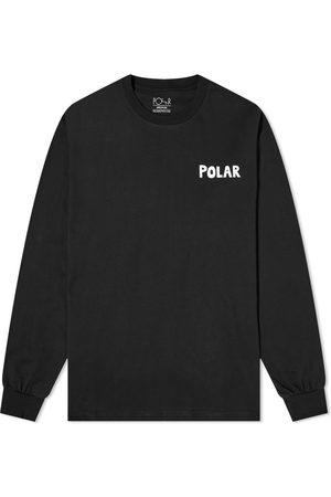 Polar Skate Co. Men Long Sleeve - Polar Skate Co Long Sleeve Circle Of Life Tee