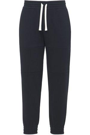 Ermenegildo Zegna Men Sweatpants - Cotton Blend Sweatpants