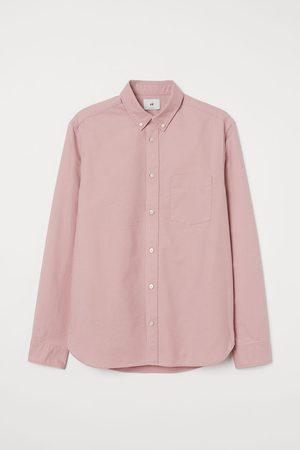 H&M Men Long sleeves - Regular Fit Oxford Shirt