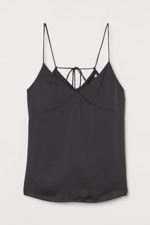 H & M Women Camisoles - V-neck Camisole Top