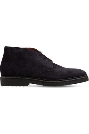 Doucal's Chukka Suede Boots