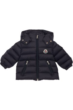 Moncler Jules Hooded Nylon Down Jacket