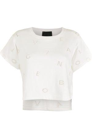 Andrea Bogosian Women Short Sleeve - Vame short sleeves T-shirt