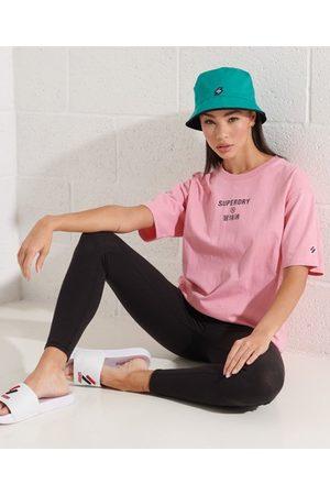 Superdry Women T-shirts - Corporate Logo Brights T-Shirt