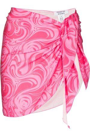Frankies Bikinis Women Beachwear - Pariso mini sarong