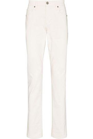 Paige Men Slim - Federal Fresh Linen slim jeans - Neutrals