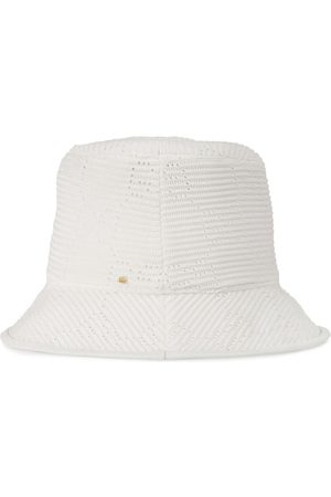 Gucci Men Hats - GG cable-knit fedora hat