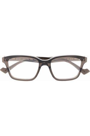 Gucci Rectangle-frame glasses