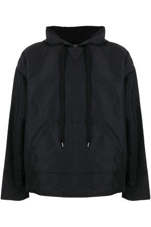 Nº21 Men Hoodies - Logo-embroidered hoodie