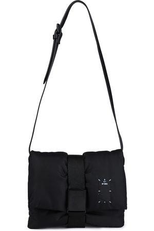 McQ Woman Icon Zero Shell Shoulder Bag Size
