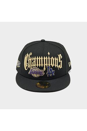 New Era City of Los Angeles Champions 59FIFTY Fitted Hat in / Size 7 Wool