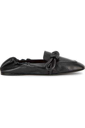 Loewe Women Flat Shoes - Flamenco leather flats