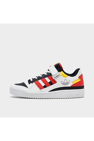 adidas Men Casual Shoes - Men's Originals Forum Low Casual Shoes in / Size 8.0 Leather