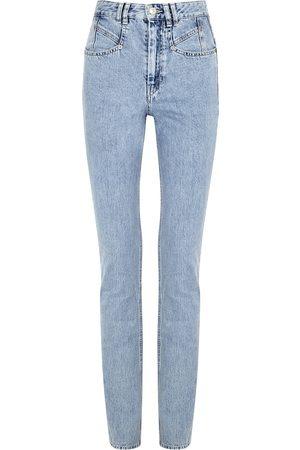 Isabel Marant Nominica light slim-leg jeans