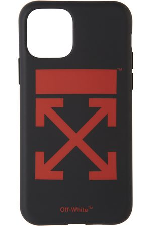 OFF-WHITE Phones Cases - Black & Red Arrows iPhone 11 Pro Case