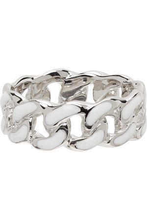 A.P.C. Silver Sam Ring