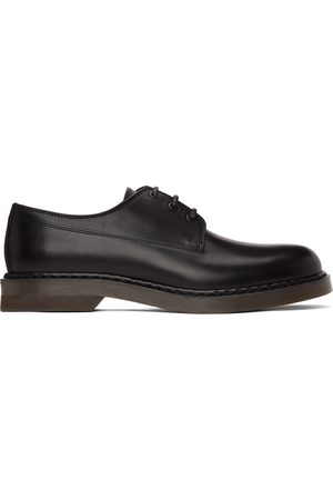 A.P.C. Men Formal Shoes - Black Valentin Derbys