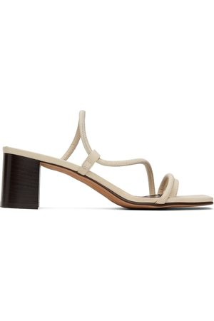 Emme Parsons Women Heeled Sandals - Off-White Brera Heeled Sandals