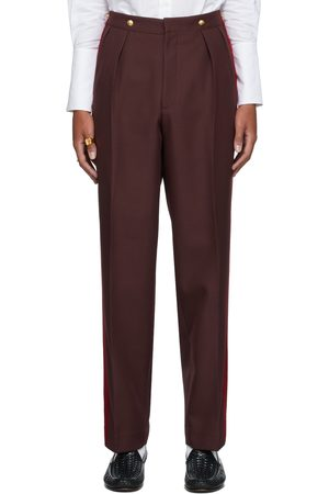 WALES BONNER Hanover Military Trousers