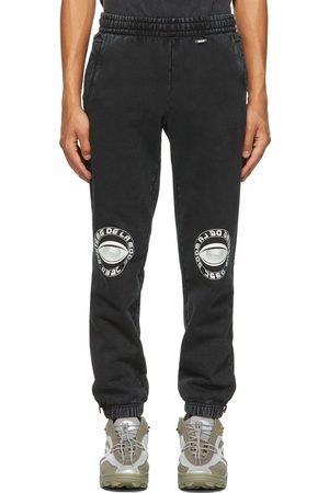 032c Black Washed Hypnos Lounge Pants