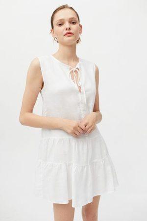 Little Lies Ariana Tiered Mini Dress