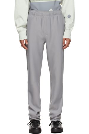 A-COLD-WALL* Grey Purl Tailored Trousers