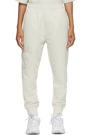A-COLD-WALL* Grey Logo Embroidery Lounge Pants
