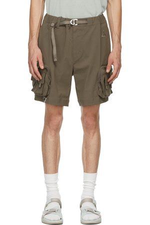 Nike Brown ACG Cargo Shorts