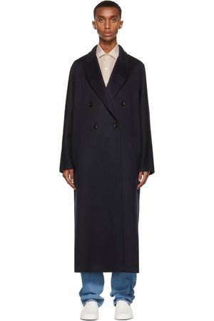 Max Mara Navy Selina Coat
